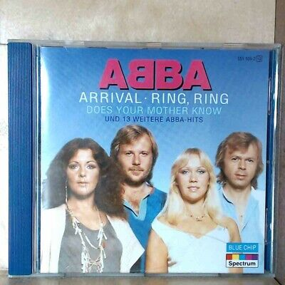 The Music Still Goes On by ABBA (CD, 1998, Universal) 3069