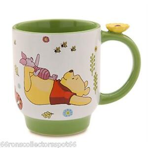 DISNEY-WINNIE-THE-POOH-FRIENDS-12-oz-CERAMIC-COFFEE-MUG-COLLECTIBLE-FAST-SHIP