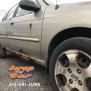 Scrap my Car Ottawa/Gatineau
