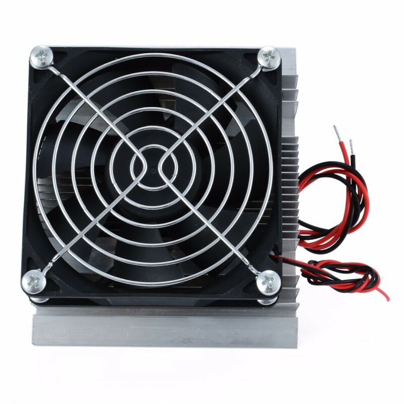 12V Thermoelectric Heatsink Set