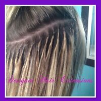 Hair Extension Install $1 per strand