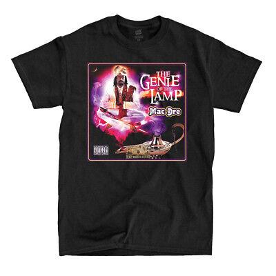 Genie Of The Lamp (Mac Dre - Genie Of The Lamp - Black)