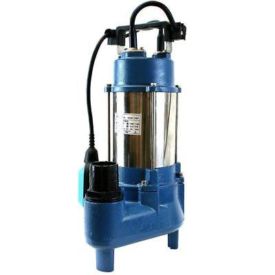 Submersible Sewage Waste Water Pump