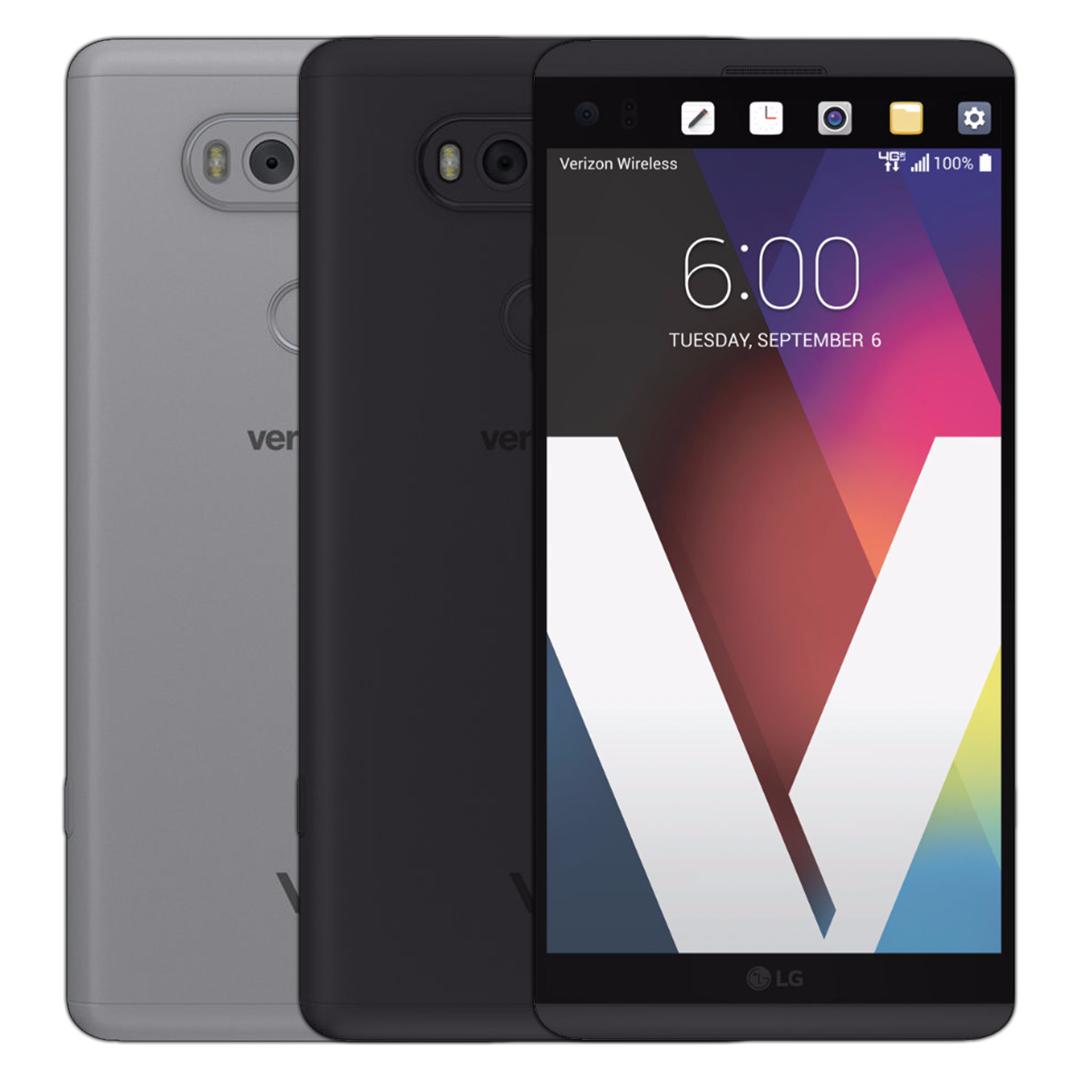 LG V20 VS995 64GB(VERIZON-UNLOCKED)LOOKS NEW! MINT CONDITION-9/10-WITH WARRANTY!