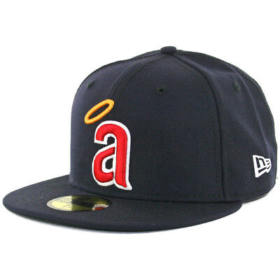 New Era 59FIFTY CA Angels Cooperstown