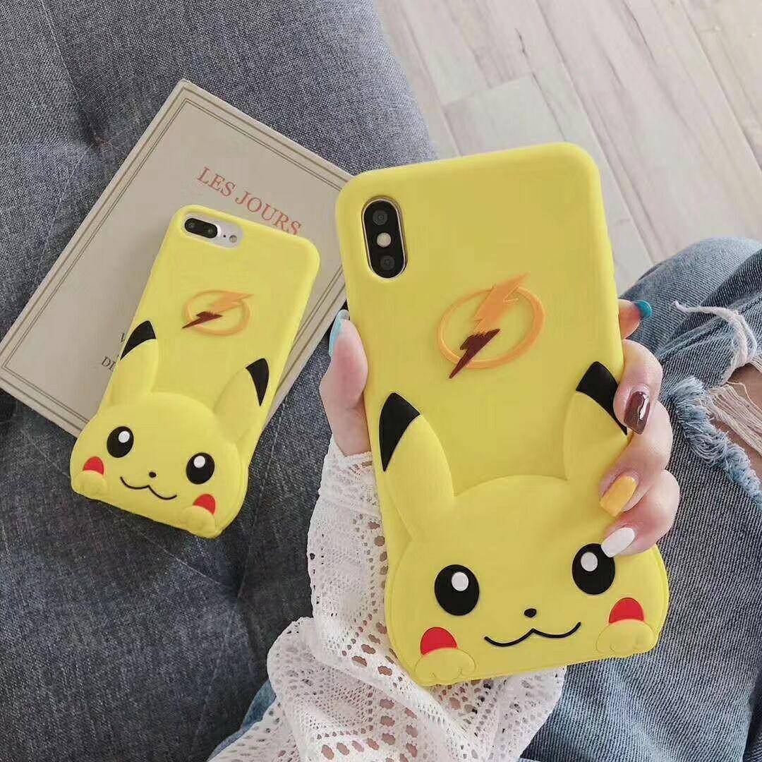 Pikachu Pokemon Go iphone case