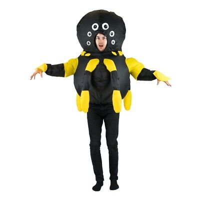 Scary Halloween Costumes Female (Adult Spider Bug Insect Scary Animal Halloween Fancy Dress Costume Male)