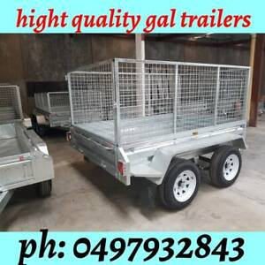 trailers  10x5 with waterproof cover