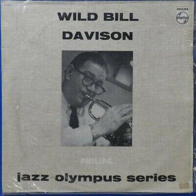 Wild Bill Davison Jazz Olypus Series Philips B07900R LP137