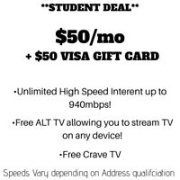 Student offer!