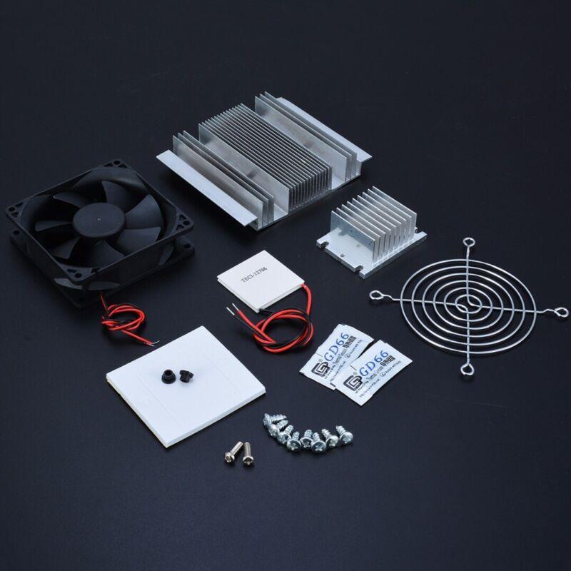 12V Cooling System Heatsink Set
