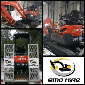 SMB hire $200perday $300 weekends wet hire $50ph