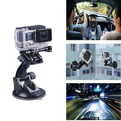 Smatree Accessories Suction Cup Mount For GoPro Hero 7/6/5/4