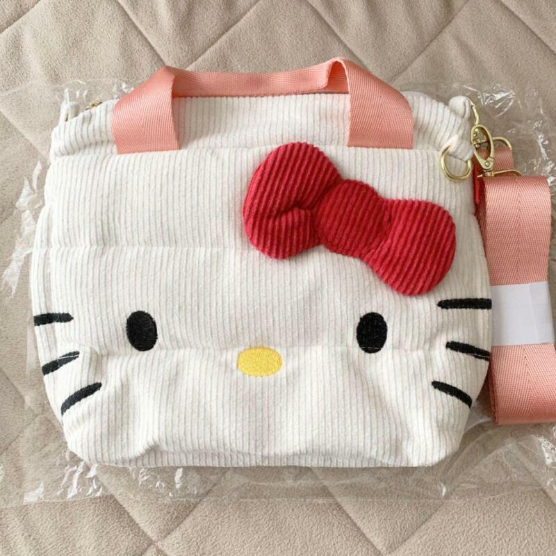Used ROOTOTE Sanrio Hello Kitty BR Shoulder Bag 2 Way Women