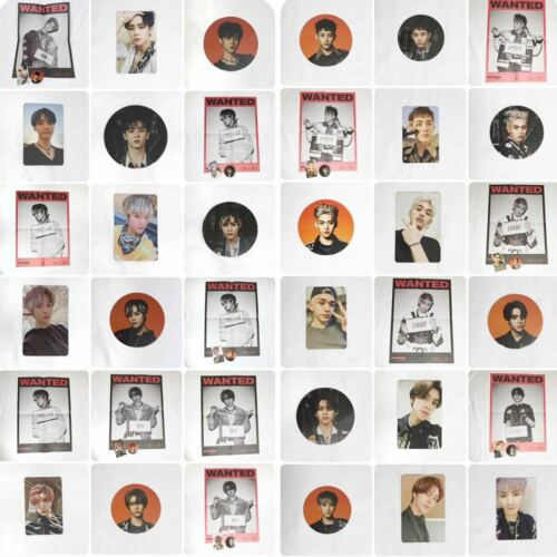 WayV VOL 1: AWAKEN THE WORLD FOLDED POSTER & CIRCLE CARD & PHOTOCARD