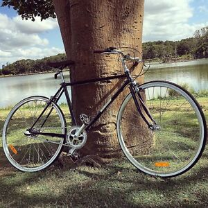 Papillionaire Cafe Racer Bike Bicycle *ridden once* Woollahra Eastern Suburbs Preview