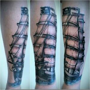 Professional tattooing from $85. Frankston Area Preview