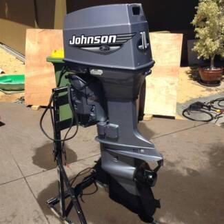 Johnson 2000 70hp outboard motor
