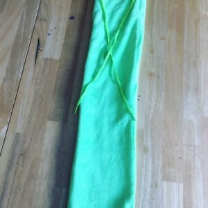 Lime Green Tail Bags