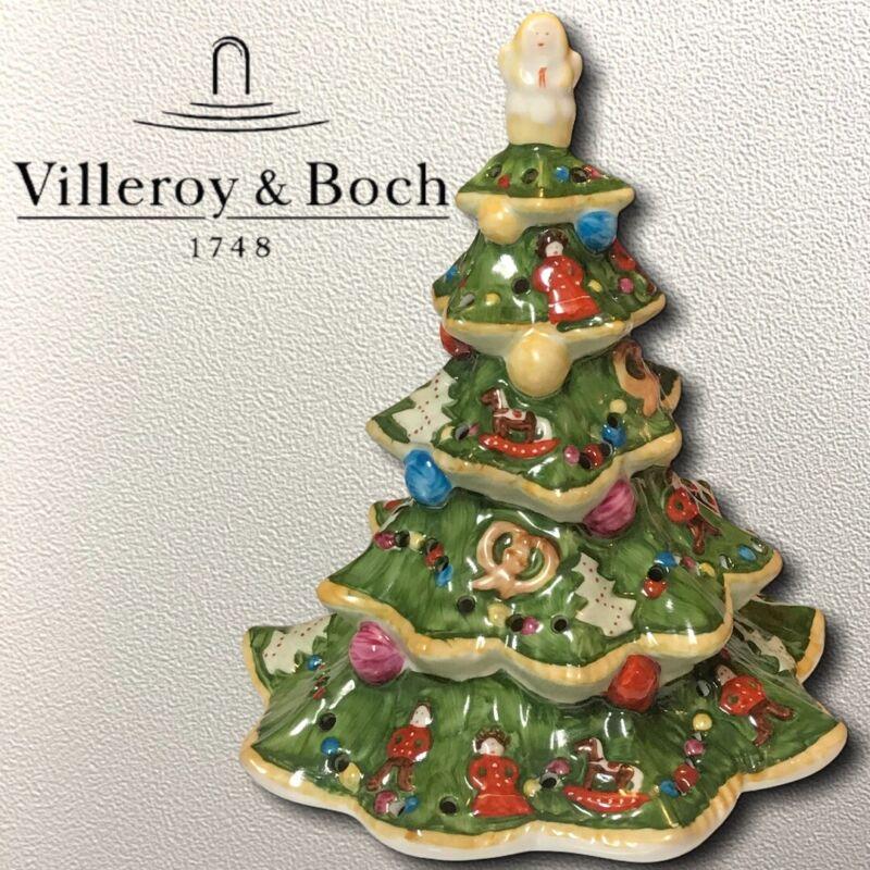 Villeroy & Boch Christmas Tree TANNENBAUM Tea Light