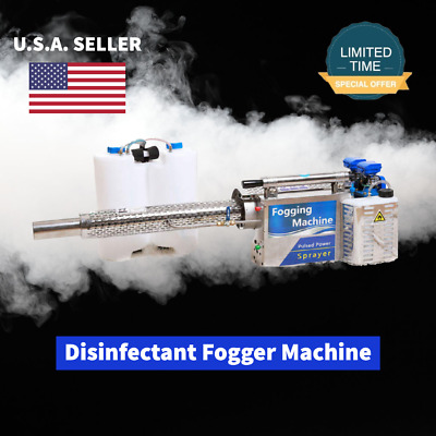 Like Golden Eagle Fogger Machine - Cordless Disinfection Thermal Fogger
