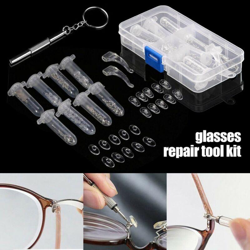 Mini Sonnenbrillen Muttern Schrauben Reparatur Set für Sonnenbrille Brillen