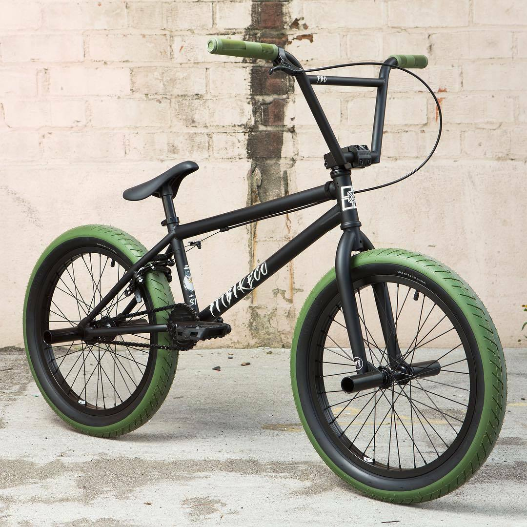 """2019 FIT BIKE CO BMX BEGIN 20/"""" GLOSS CLEAR BICYCLE SUNDAY PRIMO KINK HARO CULT"""