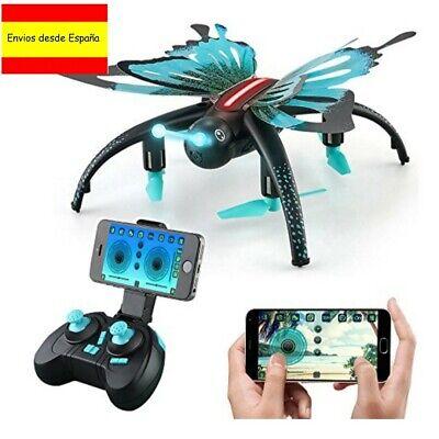drone JJRC H42WH mariposa camara wifi FPV