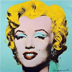 NEW-ANDY-WARHOL-MARILYN-MONROE-WALL-DECOR-ARTWORK-PRINT-PREMIUM-POSTER