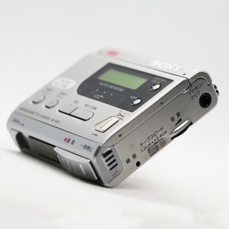 SONY M-950 Microcassette recoder Micro casette corder