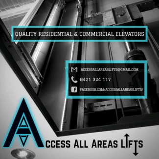 Access All Areas Lifts-Quality Residential & Commercial Elevators