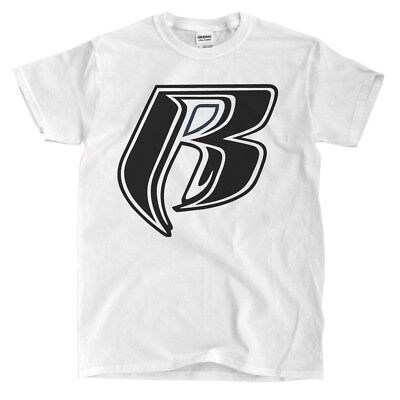 Ruff Ryders - Logo - White T-Shirt - Ships Fast! High (Ryder Tee)
