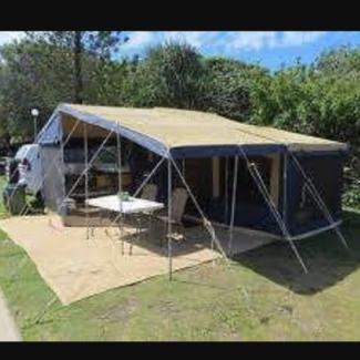 Customline offroad camper trailer Bundaberg Central Bundaberg City Preview