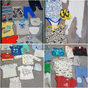 20e27605b Boys clothes bundle size 0