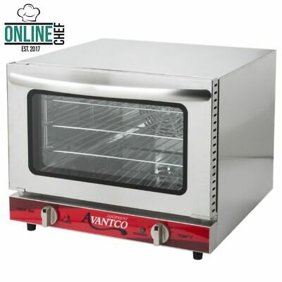 Commercial Countertop Convection Oven Home Kitchen Restaurant 120v 1440w Co-14