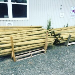 Treated Fence Post Sale