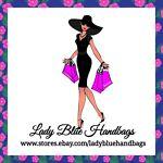 Lady Blue Handbags