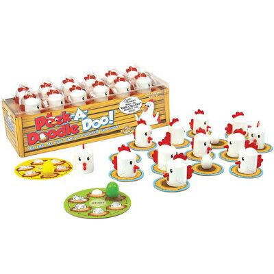 Fat Gehirn Toy Co.Peek-A-Doodle Doo! Kinder Finden & Versteck Memory Spiel ()