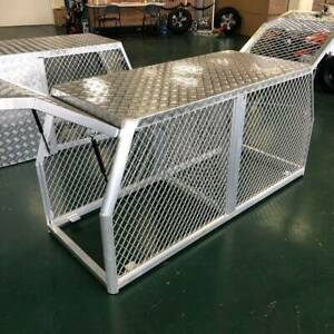 🔥SALE - New Cross Deck Ute Truck Dog Box Canopy For Sale Coopers Plains Brisbane South West Preview