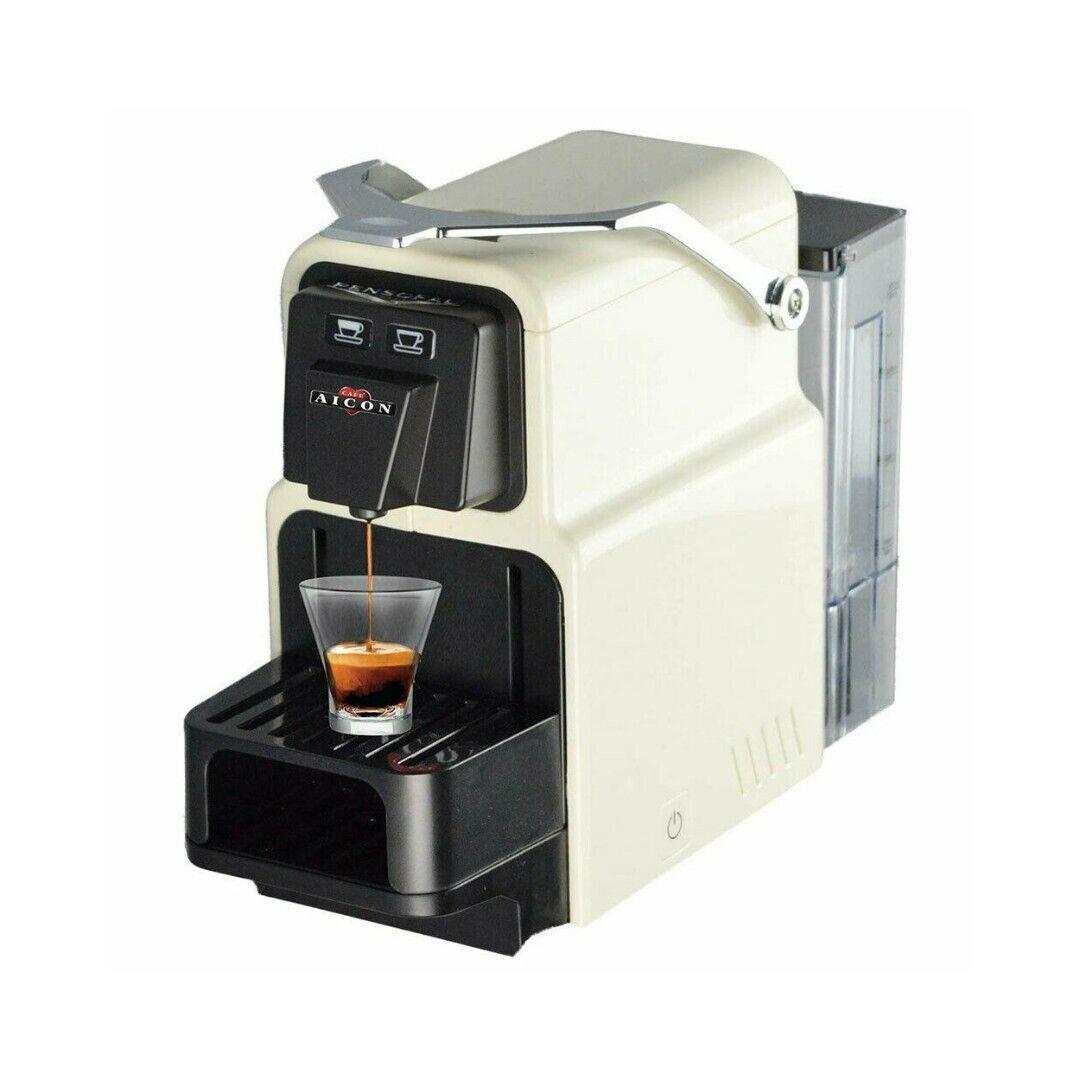 AICON Tanit Pensofal Macchina da Caffè Nespresso compatibile + OMAGGIO 50 Capsul