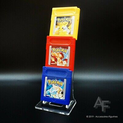 Support cartouche gameboy (version triple)