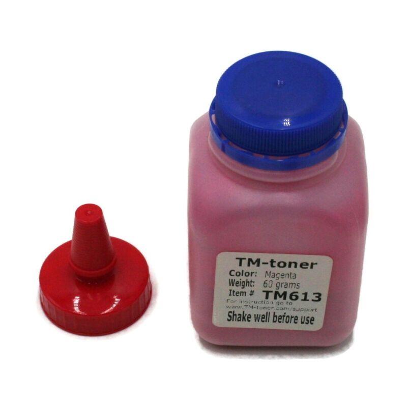 Magenta 60 g  Toner  Refill for Lexmark C2325 C2425 C2535 Mc2325 Mc2425 Mc2535 M