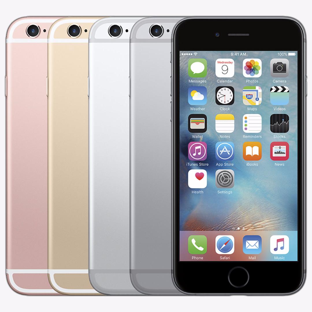 New Apple iPhone 6S Plus 16GB 64GB 128GB GSM Unlocked ATT Tm