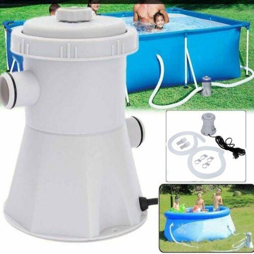 Poolfilter Poolpumpe Kartuschen Filteranlage Pool Filterpumpe Für Schwimmbecken