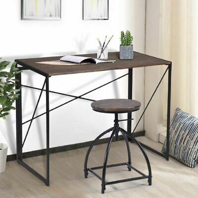 Foldable Computer Desk Laptop Gaming Table Hom Office Study Writting Workstation