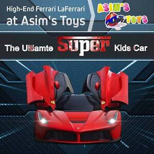 Australia's Largest Selection of kids Ride on Cars With Remote Greenacre Bankstown Area Preview