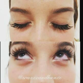 Eyelash Extensions, Brazilian, Tinting, Spray Tans,