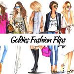 Goldies Fashion Flips
