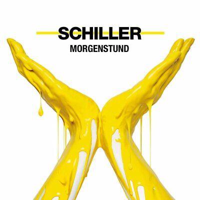 Schiller - Morgenstund Deluxe CD+Blu-ray NEU OVP