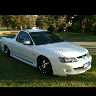 2003 Holden Commodore Ute Cloverdale Belmont Area Preview